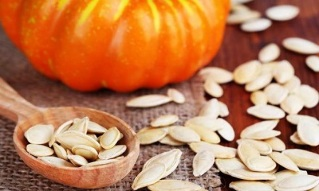 the benefits of pumpkin seeds with honey for the treatment of prostatitis