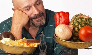 diet for prostatitis